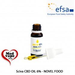 SCIVA CBD (10ML) - 6%
